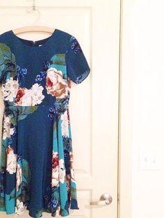 Paeonia Dress
