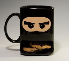 awesome! // Dunk Mug for the win!
