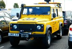Land Rover Defender 110  Puma Tdci Utility Wagon  Automobile Association Special Response Vehicle