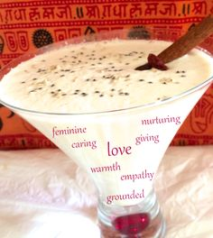 Blissful Nari Smoothie for a Happy Menstrual Cycle