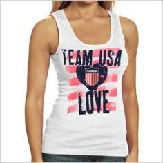 Summer Olympics 2012 merchandise for fans - Hannah P