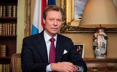 Grand Duke Henri has sent a telegram on Sunday