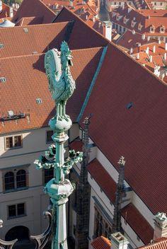 Starý královský palác na Pražském hradě