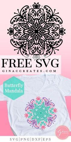 5a3d38da5e4 51 Best butterfly mandala images