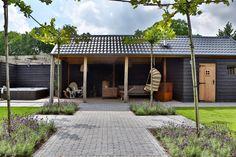 Medie Interieur architectuur - Leisure Wellness Garden - Hoog ■ Exclusieve woon- en tuin inspiratie.