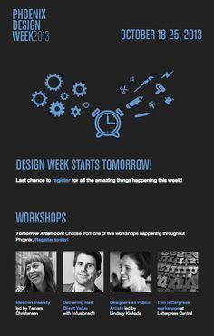 Phoenix Design Week, by Mark Dudlik (http://markdudlik.com)