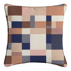 Mosaic Pillow: Canyon