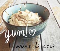 Hummus di ceci: una ricetta per grandi e bambini, che di prepara in 5 minuti
