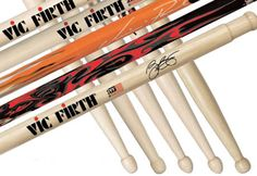 Drumsticks By Vic Firth --the best