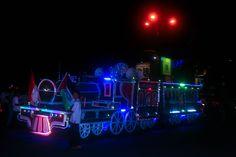 Takbiran night carnival