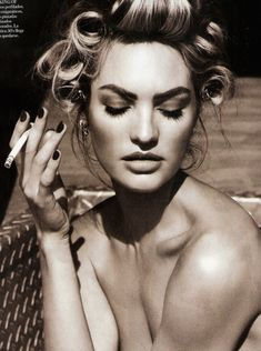 Candice Swanepoel by Mariano Vivanco