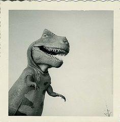 Rawr.  Dinosaur!
