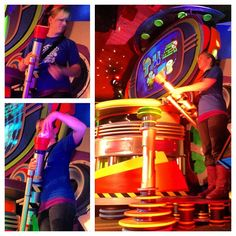 Lock-n-Load Liz BLAST that Tshirt Cannon!   - Lighthouse Family Worship Center  - New Britain, CT  - July 14-17 2013   #kidmin #vbs #tshirtcannon