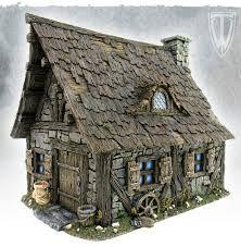 Resultado de imagem para casa   medieval                                                                                                                                                                                 Más