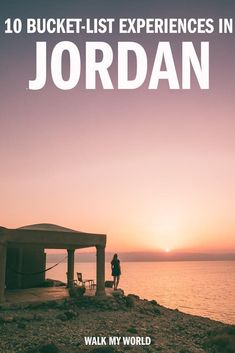 The Ultimate Jordan Bucket List - all the unmissable things to do in this incredible country! Travel Guides, Travel Tips, Jordan Travel, Israel Travel, Brunei, Asia Travel, Cool Places To Visit, Nepal, Family Travel