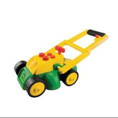 John Deere - Electronic Lawn Mower