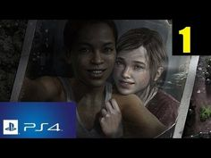 Playstation 4 The Last of us last of us remastered DLC (Left Behid) ч1 Н...