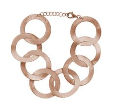 Circo Bracelet in Muted Rose Gold by Sam DuPont