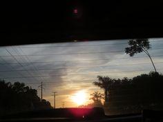 por do sol manaus
