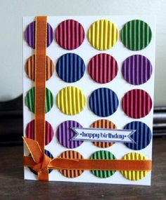 simple diy birthday card ideas for sister