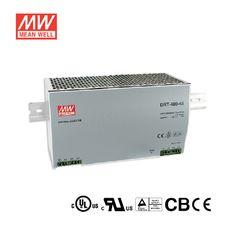 48V 10A 480 Watt DIN Rail Power Supply   Mean Well DRT-480-48   3 phase
