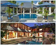 #VillaWinduSari and #WinduAsri...collectively know as #WinduVillas #Bali #Holiday #privatehotel #luxury <3
