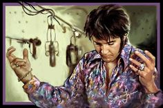 Elvis#---536---A Man and His Music. In the Moment...