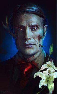 Hannibal by LoranDeSore on DeviantArt