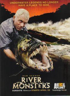 River Monsters - Documentary