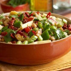 Garbanzo Bean Salad | Oldways