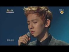 130817 Immortal Song 2 Chen & Baekhyun - Really I Didn't Know - YouTube  This is so beautiful. I got chills so many times from their angelic voices. Well done Baekhyun and Chen.