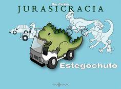 Jurasicracia: Estegochuto by Mediqiam on deviantART