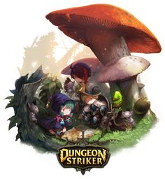 Dungeon striker by Nawol on deviantART