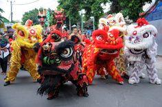 Celebrating Chinese New Year in Bali #Bali