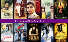 11 Blockbuster Bollywood Movies 2016, Movies Calendar 2016, Do Not Miss