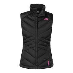 The North Face Women's Pink Ribbon Aconcagua Vest