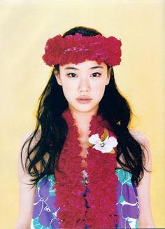 Aoi Yu, Japan (Hula Girl)