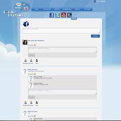 Vinculación con Redes Sociales Social Systems #social #systems #facebook