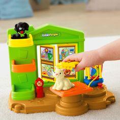 Little People® Pet Center | BGC54 | Fisher Price