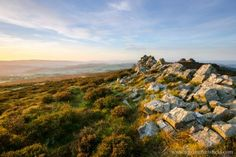 The Stiperstones, Shropshire, by Jordan Mansfield Snowdonia, Under Construction, Painting Inspiration, Landscape Photography, England, Mountains, Water, Prints, Travel