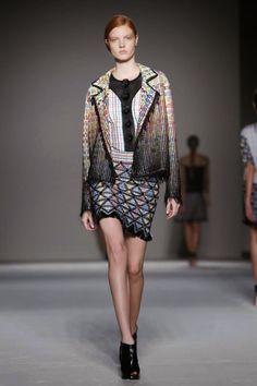 MARCO DE VINCENZO - Spring Summer 2015 - Milan Fashion Week