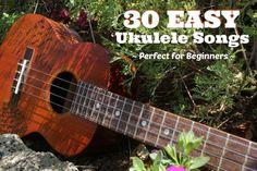 If you love playing the guitar, you really owe it to yourself to give the ukulele a go! Some people feel the ukulele is a good starting point, for example for kids, and then eventually graduate to playing the guitar but the ukulele is Cool Ukulele, Ukulele Tabs, Ukulele Chords, Ukulele Fingerpicking, Ukulele Songs Beginner, Uke Songs, Hawaiian Ukulele Songs, Music Lessons, Guitar Lessons