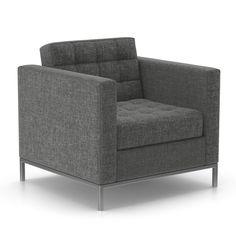 Leo Chair (Metal Base)