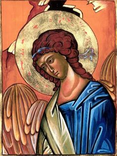Archangel Gabriel, Maia Petroucheva  http://fineartamerica.com