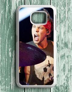 Ashton Irwin 5 SOS Samsung Galaxy S7 Edge Case