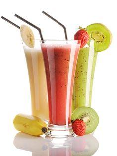 Trio de smoothies #benestarfrance #smoothie #dietetique #nutrition