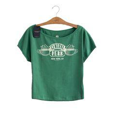 Camiseta Central Perk - Friends - Feminina -