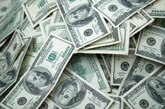 MONEY. LOADS OF MONEY