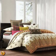 Shop luxury and lightweight bedding collections and sets by Echo. Make your bedroom stylish, elegant, and modern with Echo Design. Echo Bedding, King Comforter Sets, King Duvet, Queen Duvet, Bedding Sets Online, Bedding Collections, Bed Design, Luxury Bedding, Unique Bedding