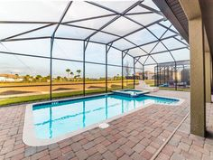"""""""Picture You and Your Family Renting this Beautiful 9 bedroom Vacation Rental with private pool and spa, located on the prestigious Champions Gate Resort, close to Disney World"""" Welcome to this 9 bedroom, 5 bathroom rental that has been awarded the prestigious Grand Collection status! And C..."""